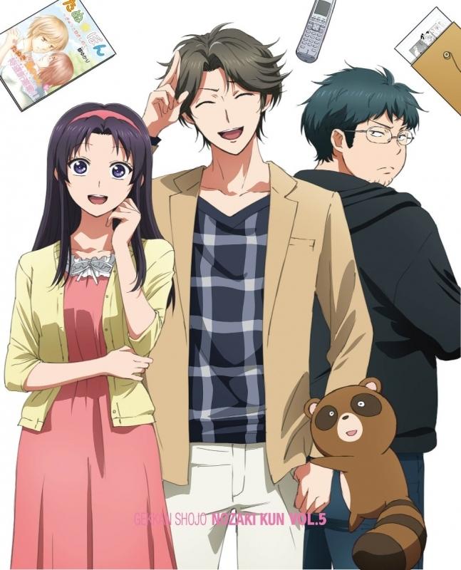 【Blu-ray】TV 月刊少女野崎くん 第5巻