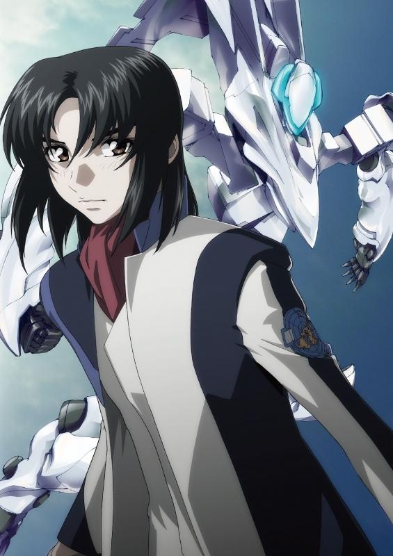 【Blu-ray】TV 蒼穹のファフナー EXODUS 1