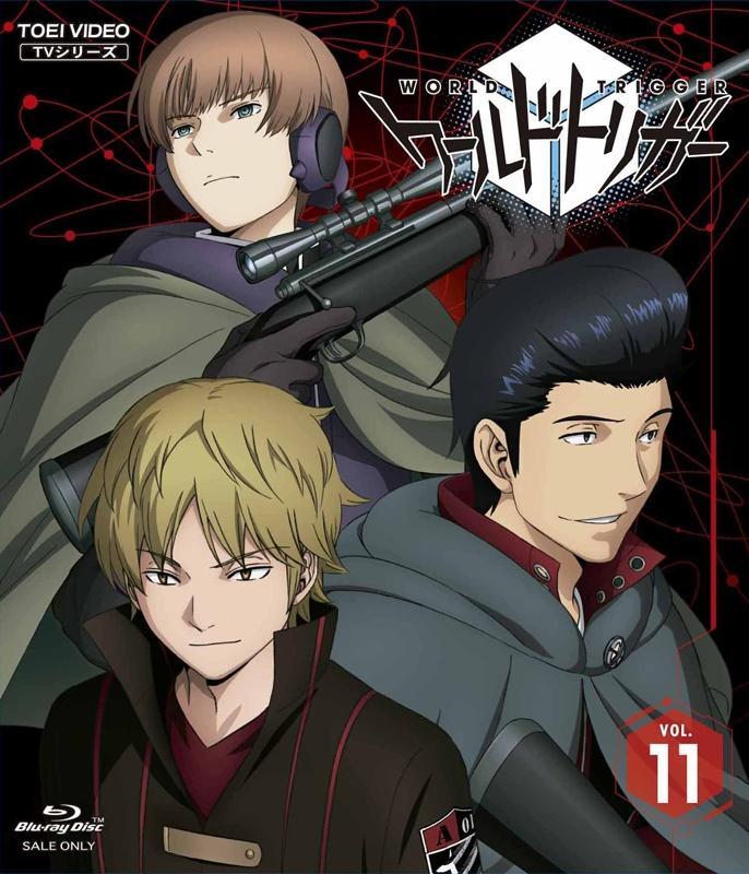 【Blu-ray】TV ワールドトリガー VOL.11