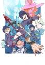 【DVD】TV リトルウィッチアカデミア Vol.3の画像