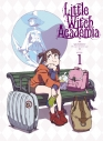 【DVD】TV リトルウィッチアカデミア Vol.1の画像