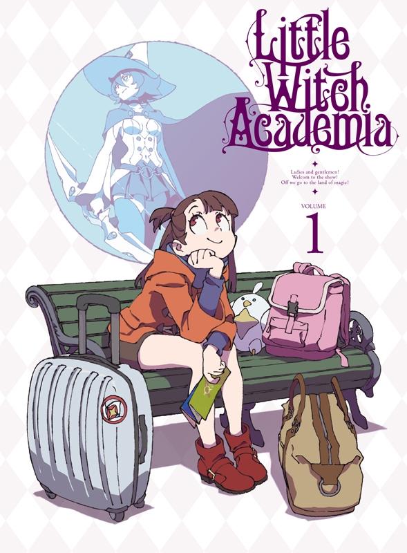 【Blu-ray】TV リトルウィッチアカデミア Vol.1