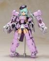 【プラモデル】フレームアームズ・ガール グライフェン Ultramarine Violet Ver.の画像