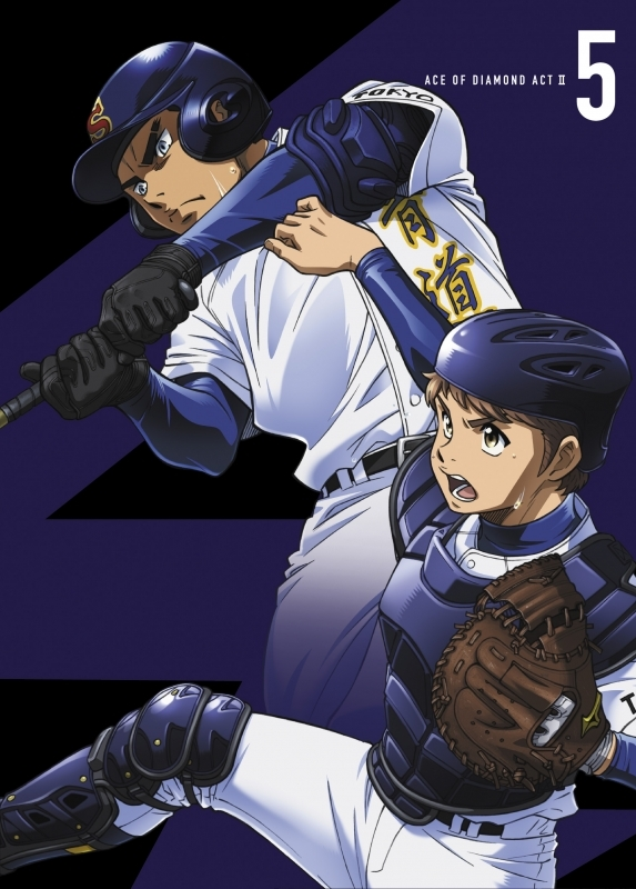 【DVD】TV ダイヤのA actII Vol.5