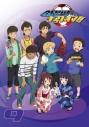 【DVD】TV 銀河へキックオフ!! Vol.9の画像