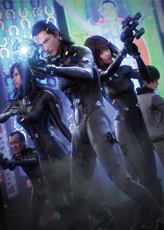 【Blu-ray】劇場版 GANTZ:O 通常版