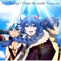 TV チェインクロニクル~ヘクセイタスの閃~ ED「True Destiny」/東山奈央 アニメ盤