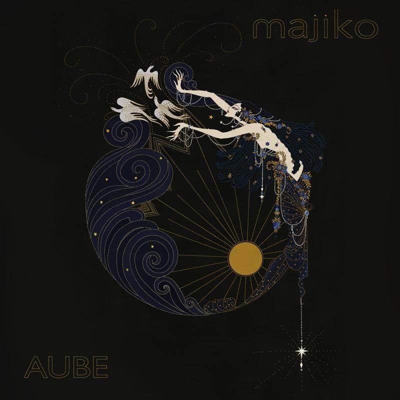 【アルバム】majiko/AUBE 限定盤