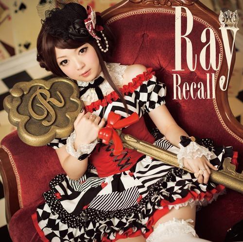 【主題歌】TV AMNESIA ED「Recall」/Ray 初回限定盤