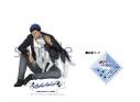 【グッズ-スタンドポップ】黒子のバスケ アクリルスタンド -With a Dog & Cat- 7.青峰大輝の画像