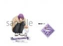 【グッズ-スタンドポップ】黒子のバスケ アクリルスタンド -With a Dog & Cat- 9.紫原 敦の画像