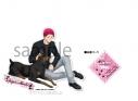 【グッズ-スタンドポップ】黒子のバスケ アクリルスタンド -With a Dog & Cat- 11.赤司征十郎の画像