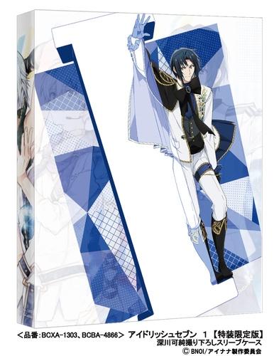 【Blu-ray】TV アイドリッシュセブン 1 特装限定版