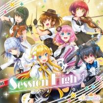 イロドリミドリ/Session High↑ typeB (CD+Blu-ray盤)(仮)