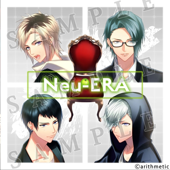【キャラクターソング】DYNAMIC CHORD apple-polisher Neu-ERA