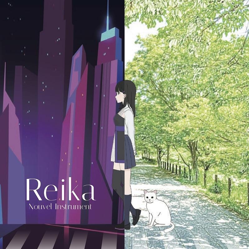 【マキシシングル】Reika『Nouvel Instrument』
