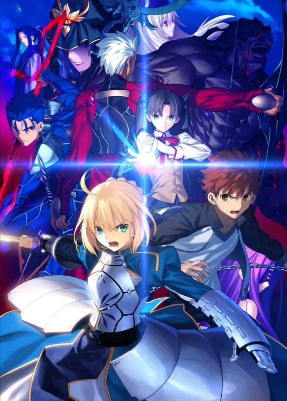 【Blu-ray】TV Fate/stay night [Unlimited Blade Works] Blu-ray Disc Box I 完全生産限定版