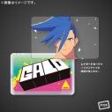 【グッズ-カードケース】プロメア ガロ・ティモス ピーカ+ICカードホルダー(レイヤードカード付き)の画像