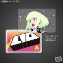 【グッズ-カードケース】プロメア リオ・フォーティア ピーカ+ICカードホルダー(レイヤードカード付き)の画像
