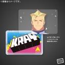 【グッズ-カードケース】プロメア クレイ・フォーサイト ピーカ+ICカードホルダー(レイヤードカード付き)の画像