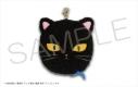 【グッズ-パスケース】銀魂 ふわふわパスケース ヅラ猫の画像