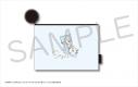 【グッズ-ポーチ】文豪ストレイドッグス レトロちっく フラットポーチ ねこずきんver. 太宰 治の画像