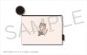【グッズ-ポーチ】文豪ストレイドッグス レトロちっく フラットポーチ ねこずきんver. 中原 中也の画像