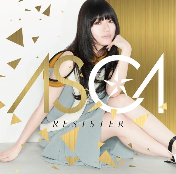 【主題歌】TV ソードアート・オンライン アリシゼーション OP「RESISTER」/ASCA 初回生産限定盤