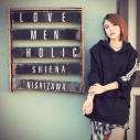 【主題歌】TV ラーメン大好き小泉さん ED「LOVE MEN HOLIC」/西沢幸奏の画像