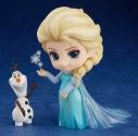 【アクションフィギュア】アナと雪の女王 ねんどろいど エルサ【再販】の画像