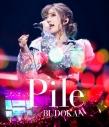 【Blu-ray】Pile/Live Blu-ray Pile Live at Budokan 通常版の画像