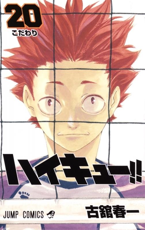 【コミック】ハイキュー!!(20)