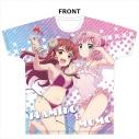 【グッズ-Tシャツ】まちカドまぞく フルグラフィックTシャツ 優子&桃の画像