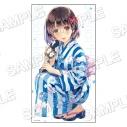 【グッズ-タオル】冴えない彼女の育てかた マイクロファイバージャンボバスタオルの画像