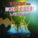 【アルバム】でんぱ組.inc/WORLD TOUR 2015 in FUJIYAMA 期間生産限定盤の画像