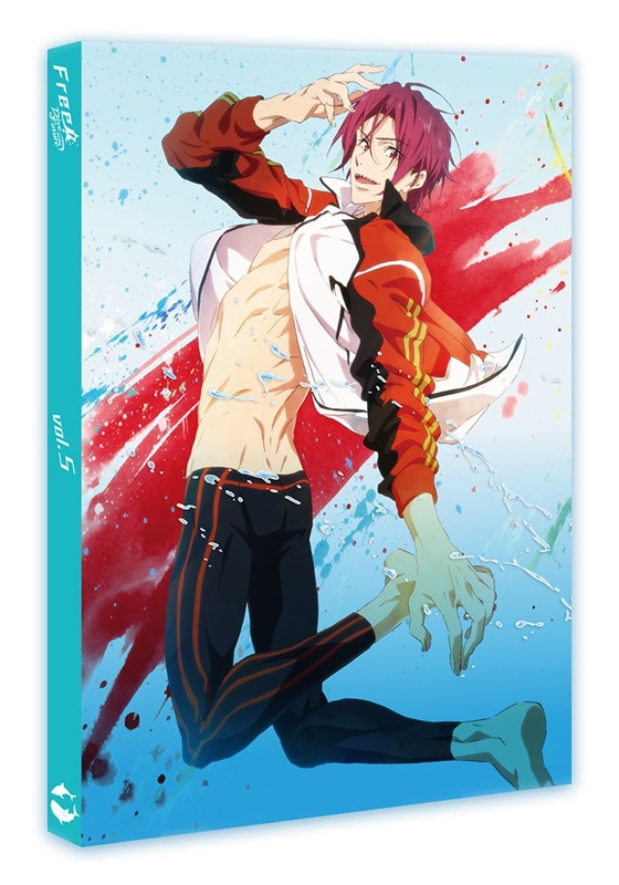 【DVD】TV Free!-Dive to the Future- 5