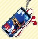 【グッズ-キーホルダー】僕のヒーローアカデミア THE MOVIE ~2人の英雄~ アクリルキーホルダー08オールマイトの画像