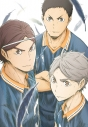 【Blu-ray】TV ハイキュー!! 烏野高校 VS 白鳥沢学園高校 Vol.3の画像