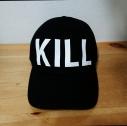 【グッズ-帽子】はたらく細胞 キラーT細胞 帽子 缶バッチ付きセットの画像