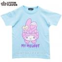 【グッズ-Tシャツ】サンリオ×LISTEN FLAVOR マイメロディ Tシャツの画像