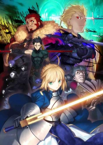 【Blu-ray】TV Fate/Zero Blu-ray Disc BOX I 完全生産限定