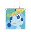 【グッズ-電化製品】ポケットモンスター USB 2ポートACアダプタ メッソンの画像