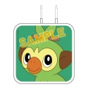 【グッズ-電化製品】ポケットモンスター USB 2ポートACアダプタ サルノリの画像