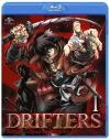 【Blu-ray】TV DRIFTERS 第1巻の画像