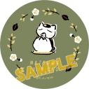 【グッズ-食品】夏目友人帳 ニャンコ先生巾着付きお茶缶/ゆのみの画像
