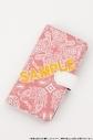 【コスプレ-コスプレアクセサリー】銀魂 手帳型スマートフォンケース/神威 着せこみの画像
