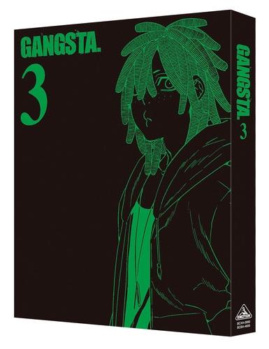 【Blu-ray】TV GANGSTA. 3 特装限定版