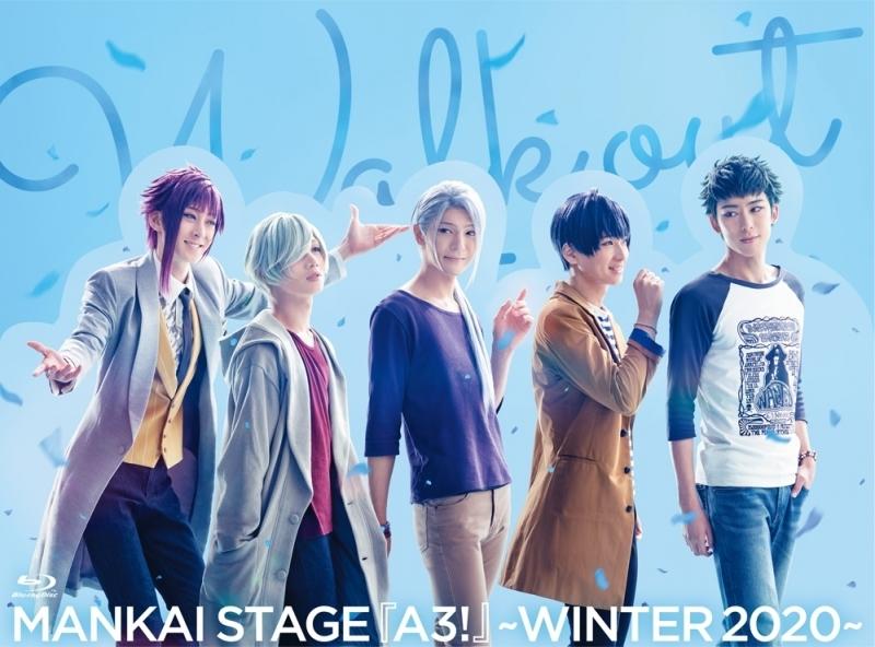 【Blu-ray】舞台 MANKAI STAGE『A3!』~WINTER 2020~