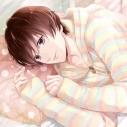 【ドラマCD】彼と添い寝でしたいコトぜんぶ 藤木空 通常盤 (CV.あさぎ夕)の画像