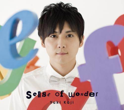 【マキシシングル】梶裕貴/sense of wonder